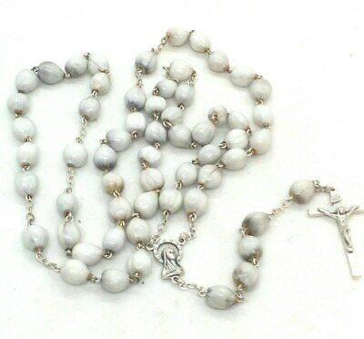 Mother Teresa Job's Tears Rosary from Italy Mother Theresa Rosary