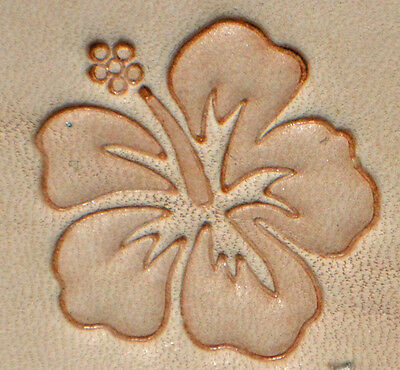 New 2016 Flower Craftool 3-D Stamp Tandy Leather 8588-00