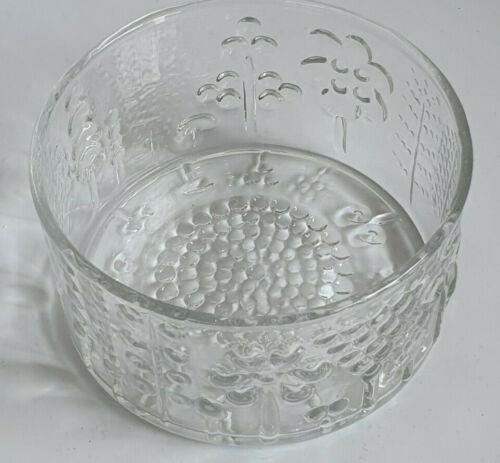 Arabia Flora Glass Bowl
