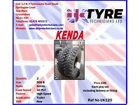 500 8 New Industrial Tyres
