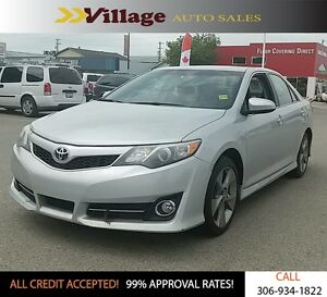 2013 Toyota Camry SE Front Fog Lights, Power Front Seat, Blue...