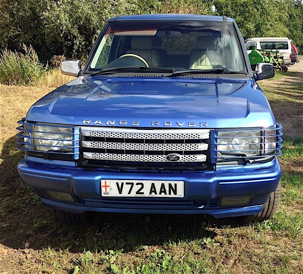 NEW PRICE: Range Rover 4.0 SE Limited Edition With LPG And