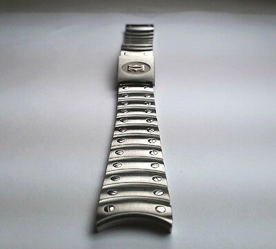 CARTIER Santos Ronde (Round) MM VC280406, Stainless Steel S/S Bracelet GENUINE