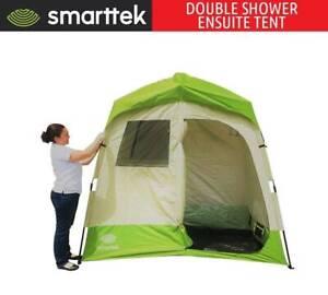 Smarttek Double ensuite  tent easy  set up Para Hills West Salisbury Area Preview