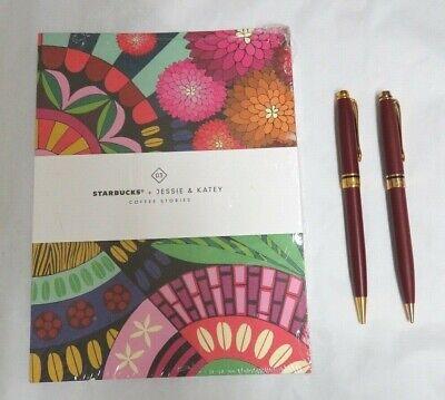 Starbucks Coffee Stories #3 Jessie & Katie Set of 3 Pc.Notebooks/Journals