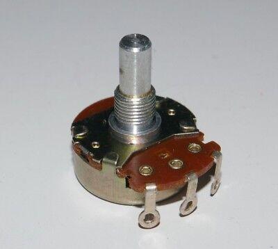 Lot Of 10 Linear Potentiometer 50k Ohm B50k Solder Lug