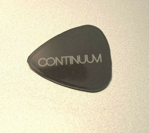 John Mayer Continuum Tour Guitar Pick