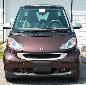 Smart Fortwo 2010: édition 'Highstyle'