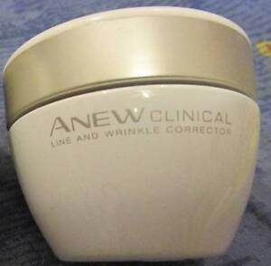 Avon Anew Clinical Line & Wrinkle Corrector Campbell North Canberra Preview