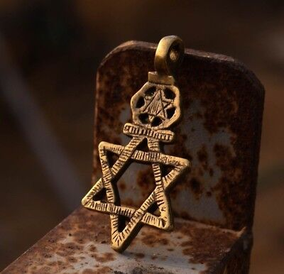 Love Star Of David Pendant - Tiny Star Of David Pendant gift ideas for people you love