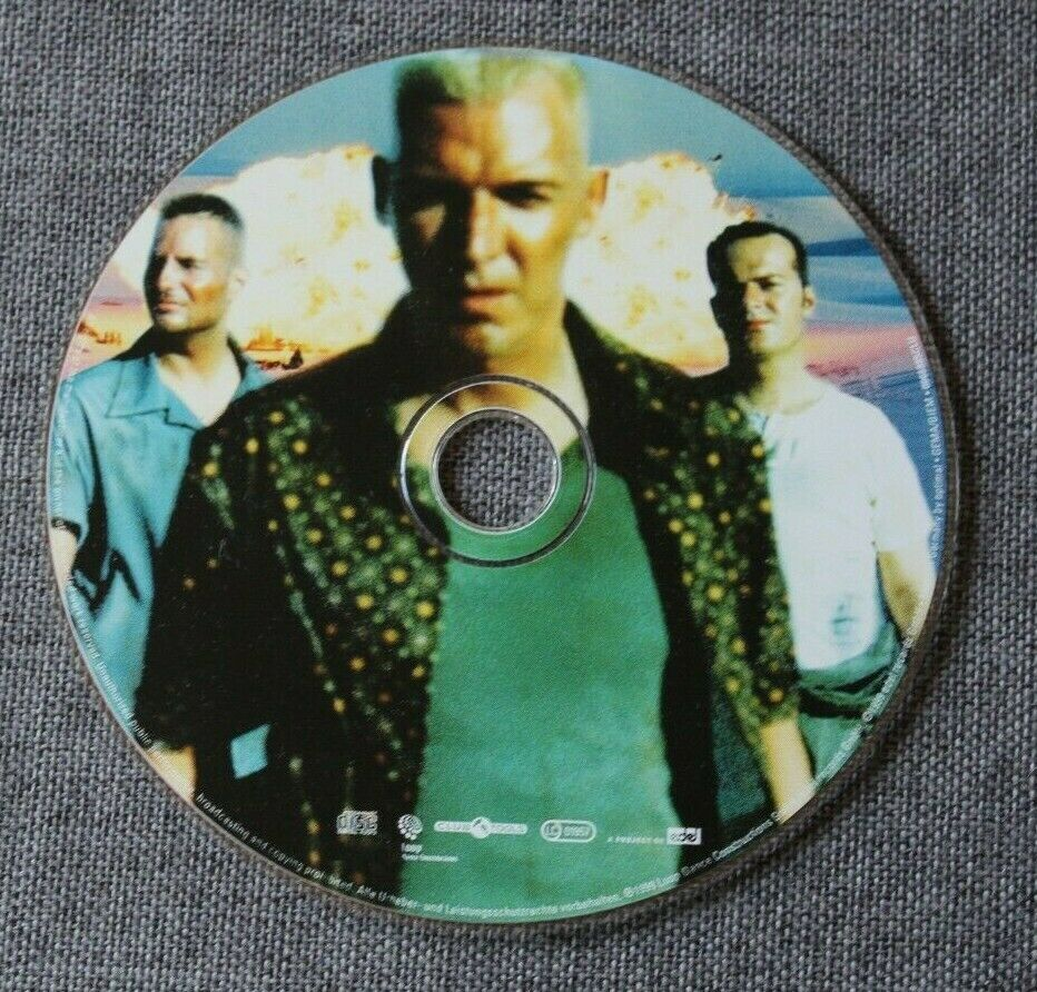 Scooter, faster harder, maxi cd