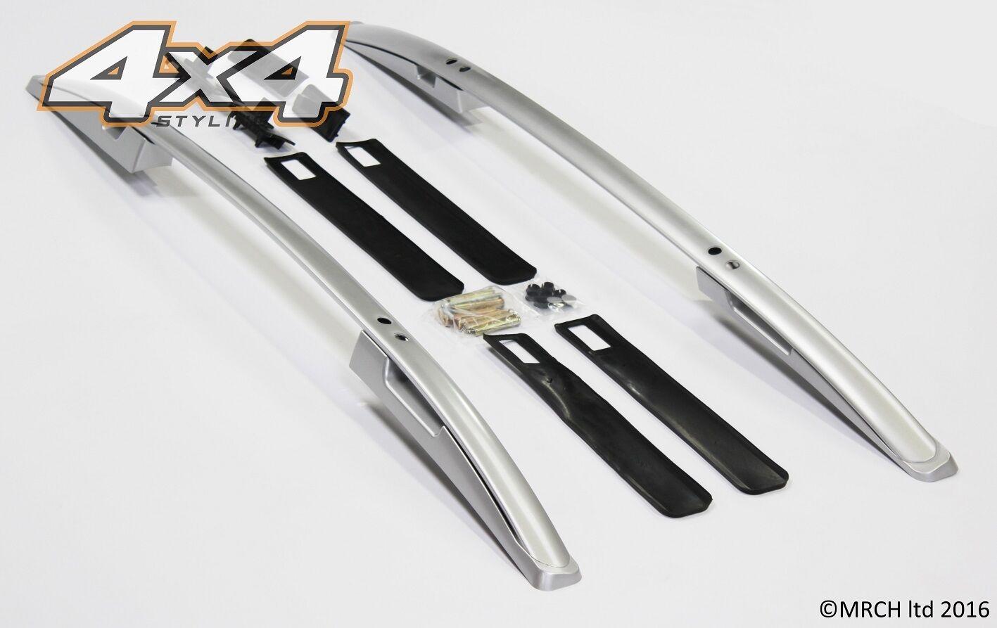 stock  honda crv   roof rack rails bars set silver ebay