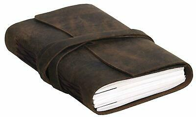 Vintage Leather Journal Writing Notebook Handmade Leather Bound Best Travel