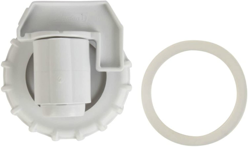 Water Carrier Jug Replacement Faucet Assy  NEW