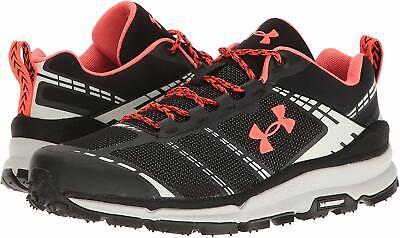 Under Armour Men's Verge Low Hiking Boots Black/Elemental Size 9.0M