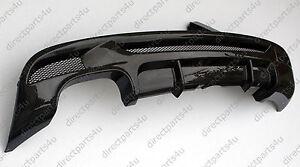 BMW-E82-1-series-Carbon-Rear-Bumper-Diffuser-Lip-Spoiler-Valance