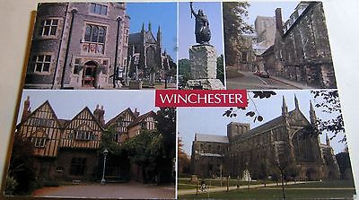 England Winchester Multi-view PHA00835 J Arthur Dixon - posted 1993