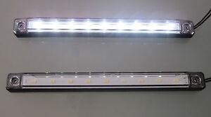 LED  Innenleuchte Innenraumleuchte  PKW LKW Anhänger Leuchte   Lampe   12V - 24V