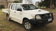 2010 Toyota Hilux Ute Sunnyside Kentish Area Preview