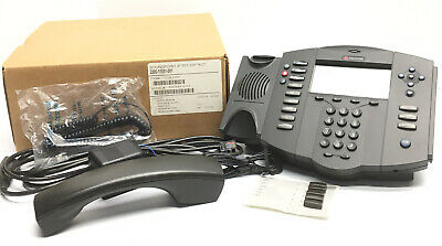Polycom Soundpoint Ip 501 Sip Voip Phone Poe 2201-11501-001