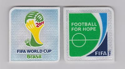 2014 FIFA WORLD CUP FOOTBALL SOCCER CHAMPIONS GERMANY JERSEY PATCH  image