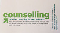 Professional Counselling - Free Consultation