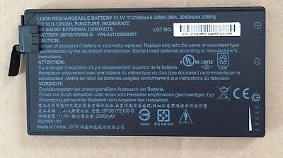 GETAC V110 LITHIUMION RECHARGEABLE BATTERY 2100mAh