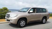 2008 Toyota LandCruiser Wagon 200 Series VX Emu Point Albany Area Preview