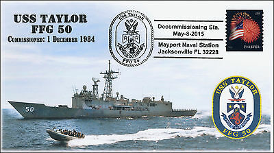 2015, USS Taylor, Naval, FFG 50, Pictorial, event, Decommission, 15-144