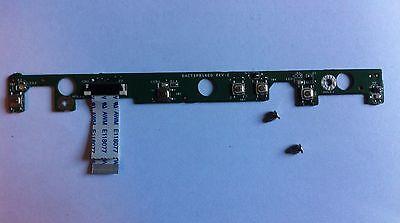 (Compaq Presario V2000 Power Button Board w/Cable DACT1PB16E0)
