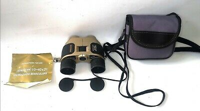 Sunagor 10-40 x 21 Micro Zoom Binoculars Inc case, lense protector & instruction