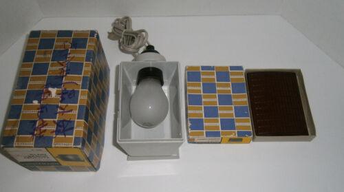 Vintage Kindermann Darkroom Light & Filter Made in Germany