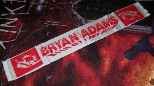 NEW Vintage 1980s BRYAN ADAMS Tour Scarf Bandana Headband Tapestry Flag Banner
