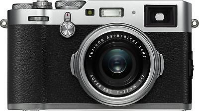 Fujifilm - X-Series X100F 24.3-Megapixel Digital Camera -
