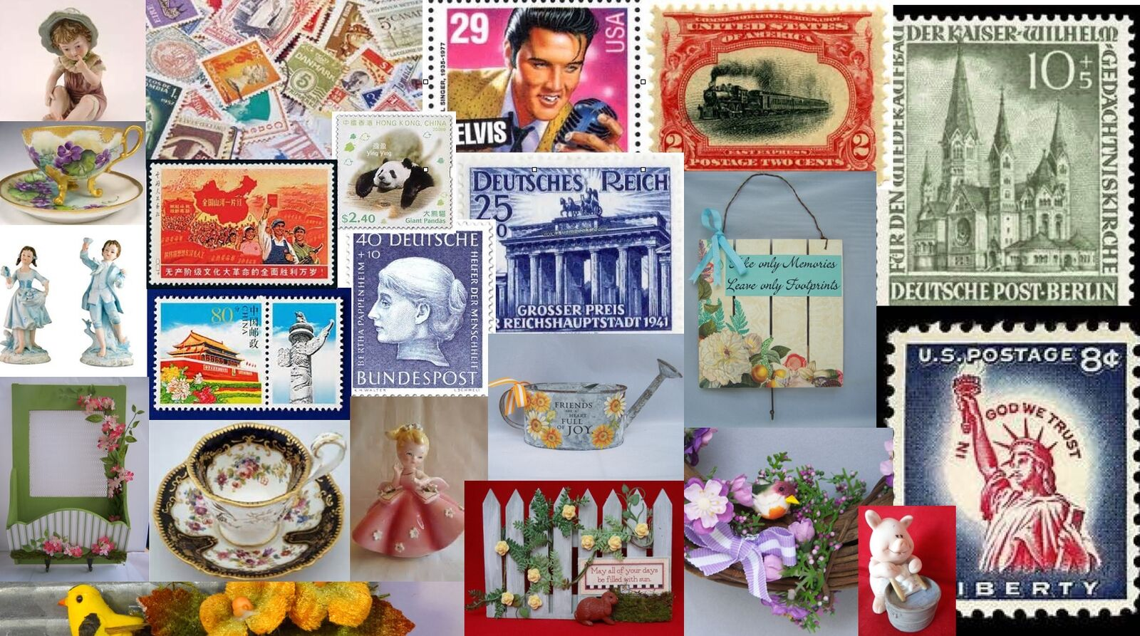 Stamps 'N Pretty Special Things