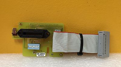 Hp Agilent 03456-66501 Rev C Hpib Board Assy Ribbon Cable Assy For 3456a