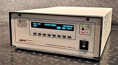 Api Teledyne Photometric O3 Ozone Analyzer Model 400