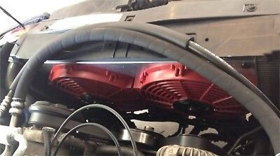 Twin Cooling System - CHEVY GMC S10 S 10 S15 SONOMA TWIN ELECTRONIC COOLING FAN SYSTEM MORE MPG HP 4.3