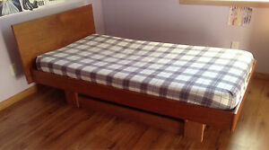 Teak Twin Bed for Sale