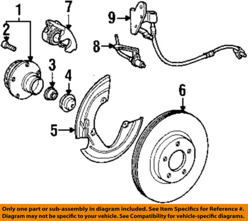 1990 lincoln town car engine diagram lincoln ford oem 1990 town car brake front wheel stud foly1107a ebay  1990 town car brake front wheel stud