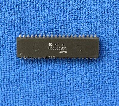 1pcs Hd63c09ep Hd63c09 8-bit Microprocessor Dip-40