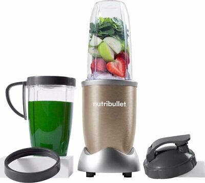 NutriBullet Pro 900 Watts Extractor Blender Set with 2 Blending Cup