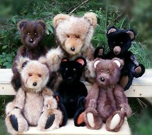 Keepsake Fur Teddybears
