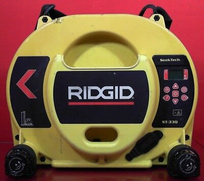 Ridgid St-33q Seektech Led Line Transmitter 222-01521