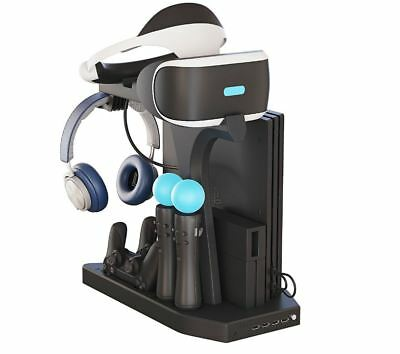 Best Charging Station Stand Showcase PS4 VR Showcase Cool Display