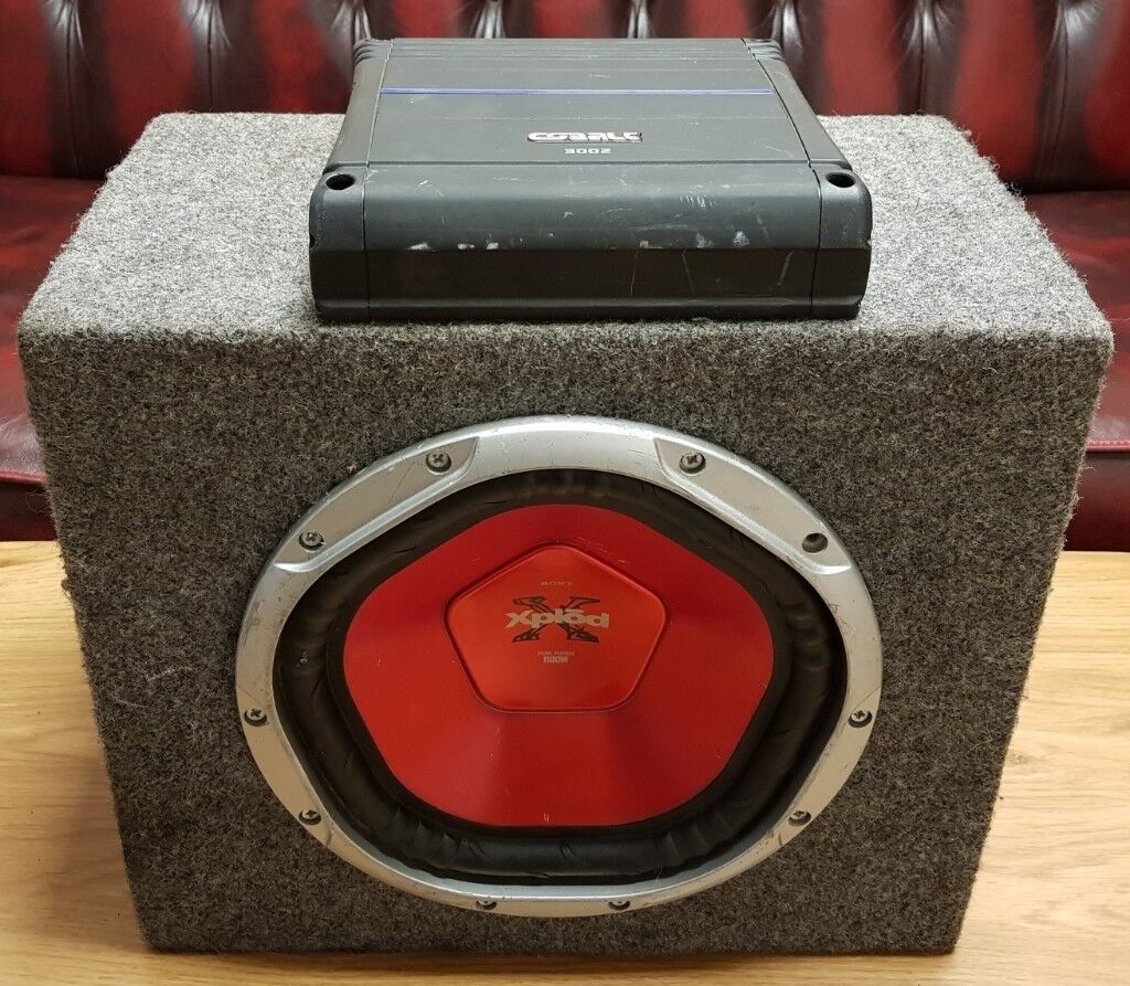 Alpine Type R 10 Subwoofer Swr 1042d 500 Rms 1500 Peak In Sealed Powered Wiring 300w Power Amplifier Car Active Sony Xplod 1100 Watt Inch Bass Box With Orion Sub Woofer