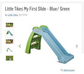 LittleTykes My First Slide