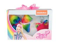 JOJO Siwa large bow and key ring set brand new in box RRP 12:99