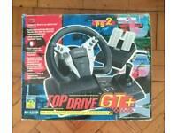 Ps1/2 Top Drive Steering Wheel