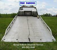 *** SCRAP VEHICLE DISPOSAL SERVICE***403=302=1848***
